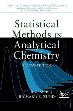 Statistical Methods in Analytical Chemistry PDF