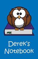 Derek s Notebook PDF