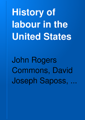 History of Labor in the United States, 1896-1932