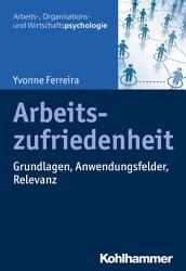 Arbeitszufriedenheit PDF