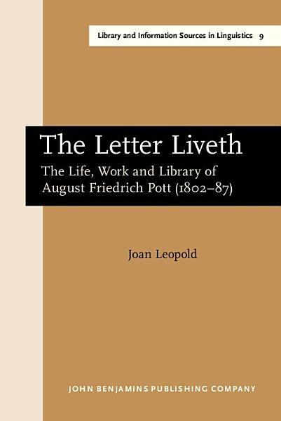 Download The Letter Liveth Book