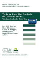 Tools for Land Use Analysis on Different Scales PDF