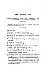Histoire des Berbères et des dynasties musulmanes de l'Afrique Septentrionale: Volume1