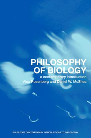 Philosophy of Biology PDF
