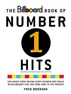The Billboard Book of Number One Hits Book