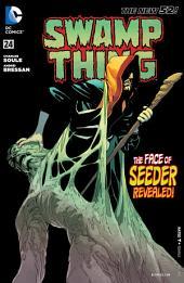 Swamp Thing (2011-) #24