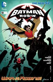 Batman and Robin (2011- ) #10