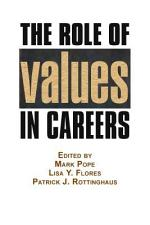 The Role of Values in Careers