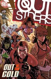 Outsiders (2003-) #28