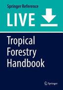 Tropical Forestry Handbook PDF