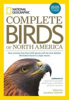 National Geographic Complete Birds of North America PDF