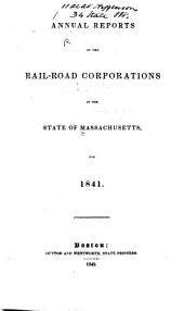 Annual Reports of the Railroad Corporations in the State of Massachusetts: Volume 2