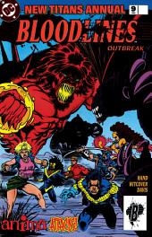 The New Titans Annual (1988-) #9