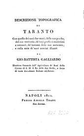 Descrizione topografica di Taranto