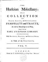 Harleian Miscellany PDF