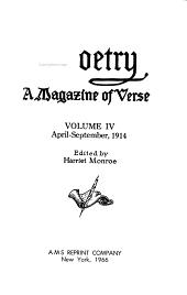 Poetry: Volume 4