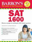 Barron s Sat 1600 PDF