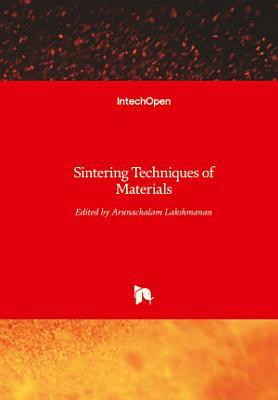 Sintering Techniques of Materials