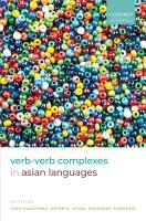 Verb Verb Complexes in Asian Languages PDF