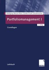 Portfoliomanagement I: Grundlagen, Ausgabe 2