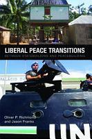Liberal Peace Transitions PDF
