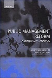 Public Management Reform   A Comparative Analysis Book