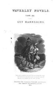 Waverley novels: Volume 3