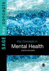 Key Concepts in Mental Health