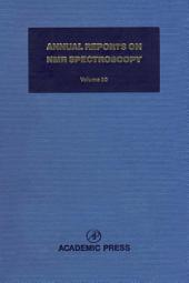 Annual Reports on NMR Spectroscopy: Volume 30