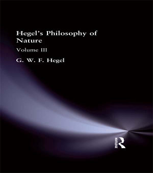 Hegel s Philosophy of Nature PDF