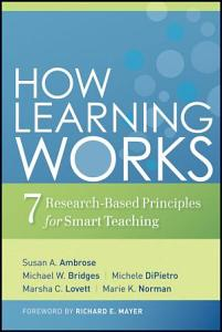 How Learning Works Book