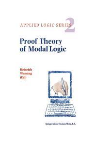 Proof Theory of Modal Logic