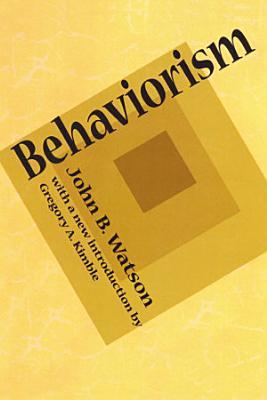Behaviorism PDF