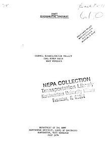 Coal River Basin Channel Rehabilitation Project Book