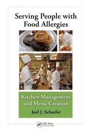 Serving People With Food Allergies