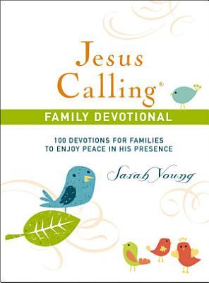 Jes  s te llama  devocional para la familia