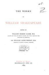 The Works of William Shakespeare: Volume 7