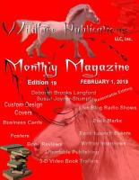 Wildfire Publications Magazine February 1  2019 Issue  Edition 19 PDF