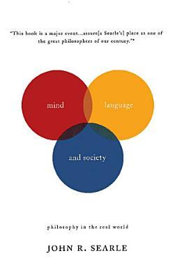 Mind  Language And Society