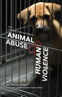 The Connection Between Animal Abuse and Human Violence PDF