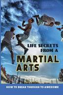 Life Secrets From A Martial Arts