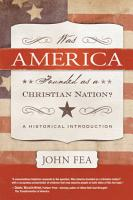 Was America Founded as a Christian Nation  PDF