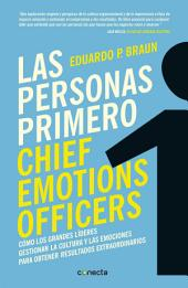 Las personas primero: Chief Emotions Officers