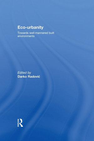 Eco Urbanity