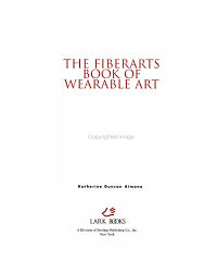 The Fiberarts Book of Wearable Art PDF