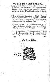 L'espion turc dans les cours des princes chretiens: ou Lettres et memoires d'un envoyé secret de la porte dans les cours de l'Europe ; où l'on voit les découvertes qu'il a faites dans toutes les cours où il s'est trouvé ; avec des dissertations curieuse sur leurs forces, leur politique & leur religion, Volume3