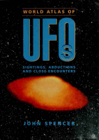 World Atlas of UFOs PDF