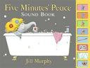 Five Minutes' Peace Sound Book