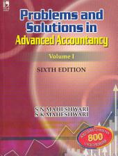 Problems & Solutions in Advanced Accountancy Volume I, 6th Edition