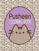 Pusheen Coloring Book